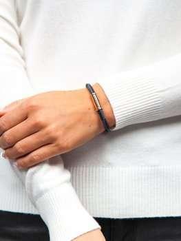Bolf Damen Armband Braun  B029