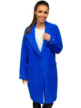 Bolf Damen Mantel Blau  20737