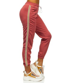 Bolf Damen Sporthose Rosa  YW01020B