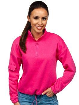 Bolf Damen Sweatshirt Rosa  KSW2029