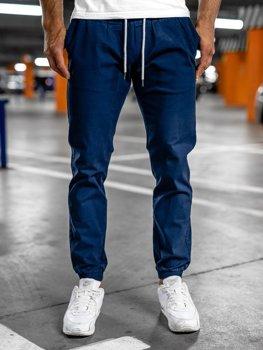 Bolf Herren Jogger Pants Blau  1145