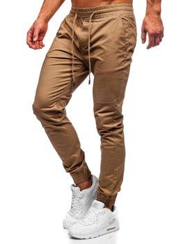 Bolf Herren Sporthose Jogger Pants Camel