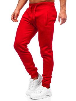 Bolf Herren Sporthose Rot  XW01-A