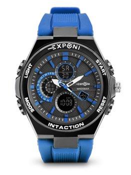 Herren Armbanduhr Dunkelblau  3285