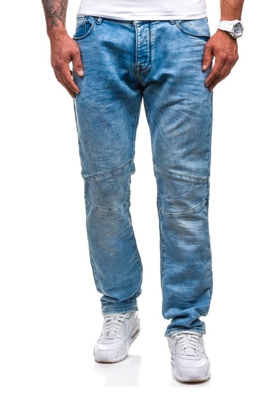 Bolf Herren Jeanshose Blau  4436 (8419)