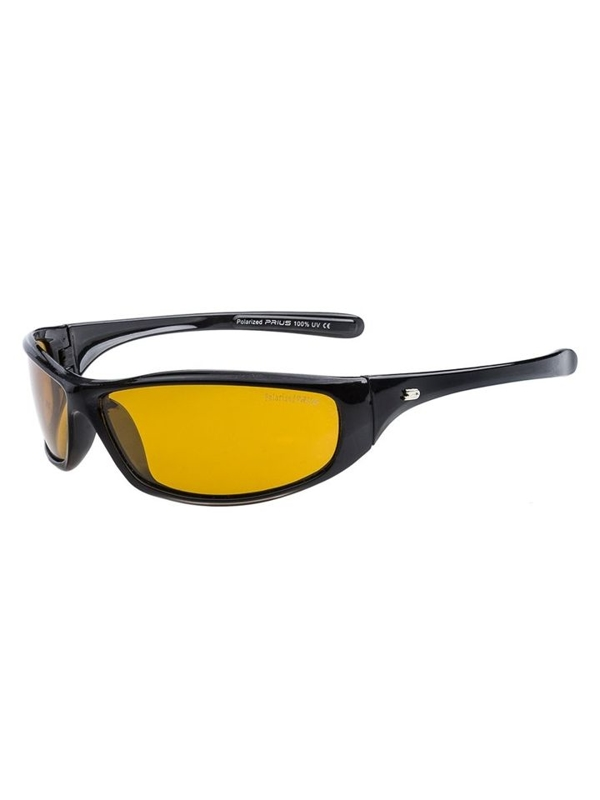Bolf Herren Polaristionssonnenbrille Schwarz PLS114
