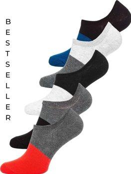 Bolf Herren Socken Mehrfarbig X10168-5P 5er PACK