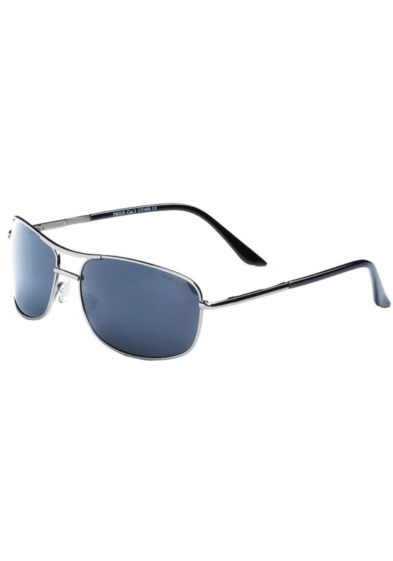 Bolf Herren Sonnenbrille Dunkelgrau P201B