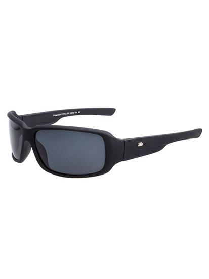 Bolf Herren Polaristionssonnenbrille Schwarz PLS109M