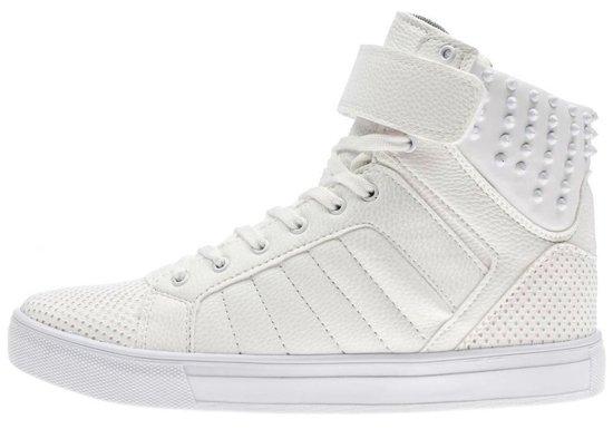 Bolf Herren Schuhe Ecru 3004