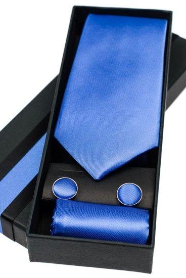 Bolf Herren Set Blau KSP01