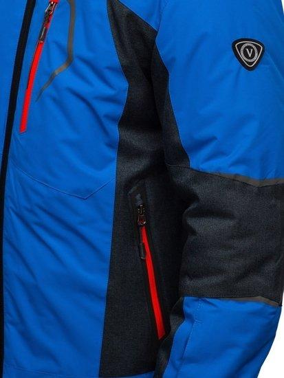 Bolf Herren Skijacke Blau  BK085