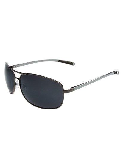 Bolf Herren Sonnenbrille Dunkelgrau P26