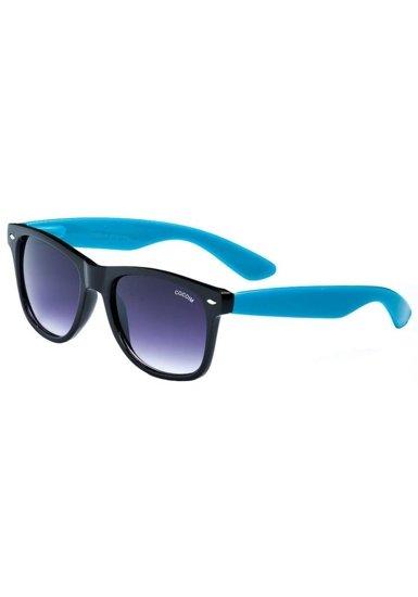 Bolf Herren Sonnenbrille Schwarz-Blau CO867