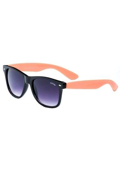 Bolf Herren Sonnenbrille Schwarz-Orange CO867