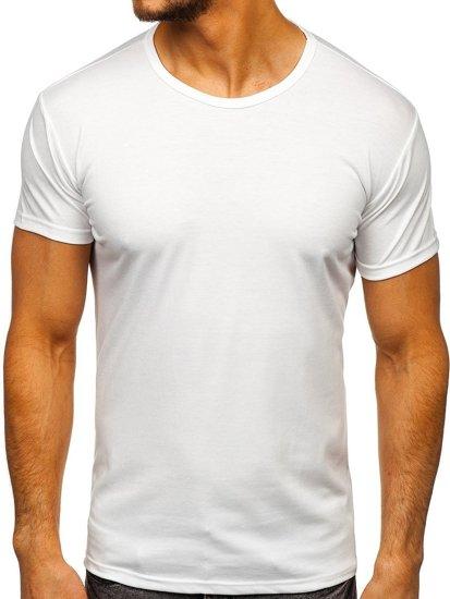 Bolf Herren T-Shirt Weiß 2006