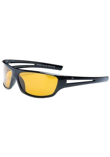 Bolf Polarisationssonnenbrille Schwarz PLS32A