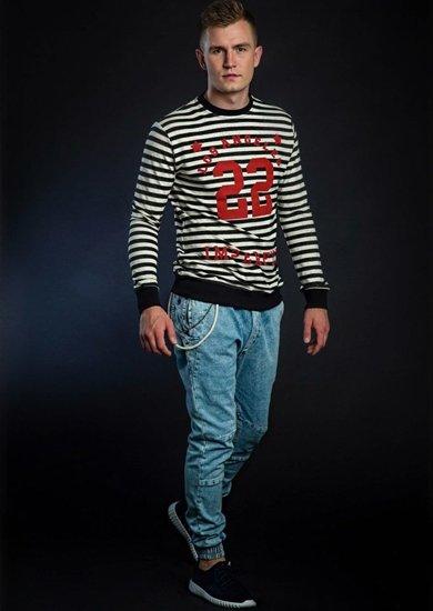 Styling Nr.39 - Sweatshirt, Jogger-Hose, Schuhe