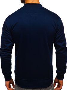 Bolf Jungs Sweatshirt mit Motiv Dunkelblau  3803